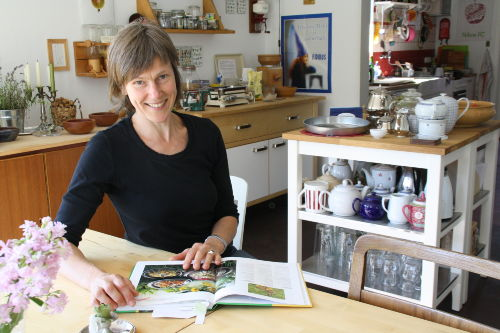 Silke Wendt, Gastgeberin