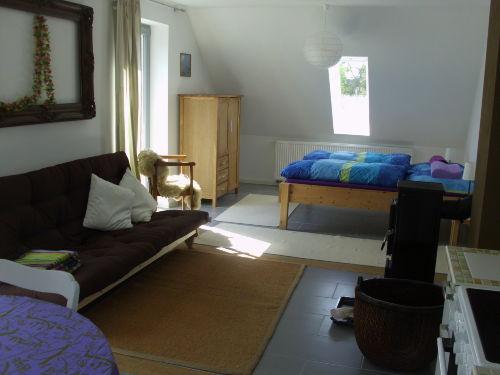Schalfen großes Appartement