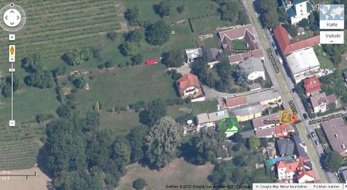 Lage vom Hauerhof 99