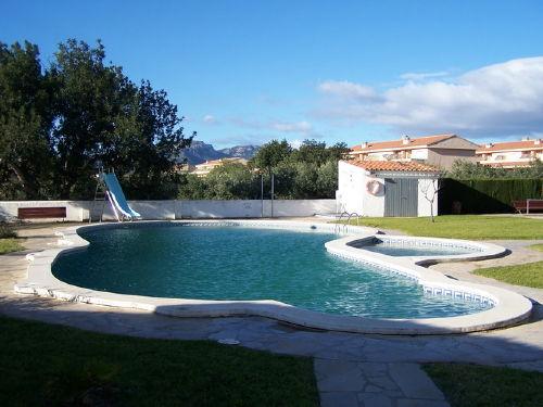 Gemeinschafts-Swimming-Pool