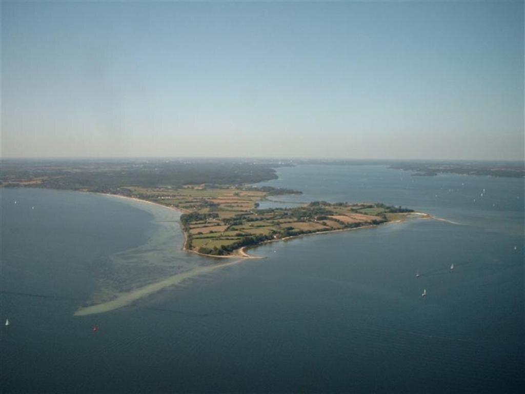 Die Halbinsel Holnis
