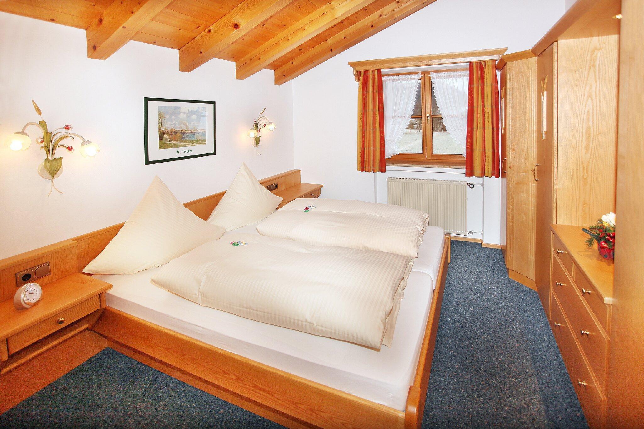 Schlafzimmer Whg. Nr. 4
