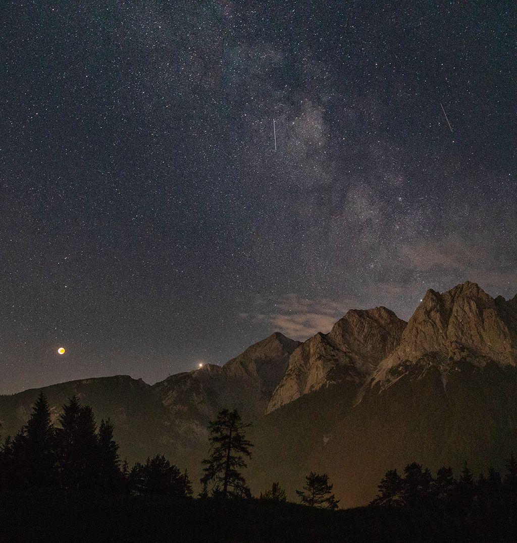 Morgennebel am Badersee