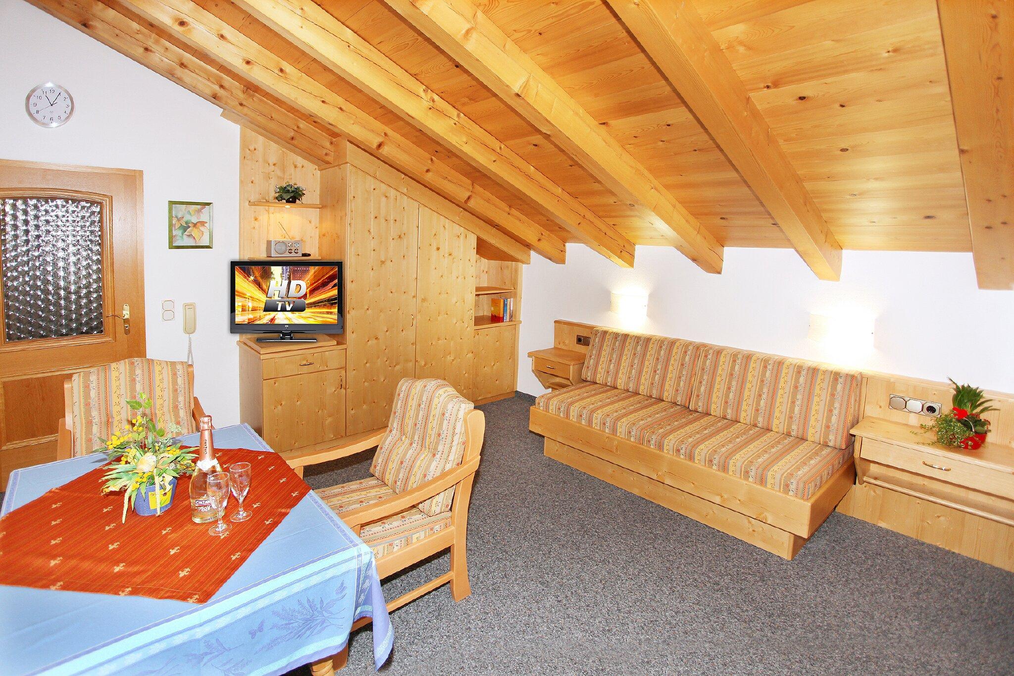 Wohnung Nr. 6, Wohnzimmer