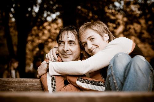 Arno und Dani Jordan