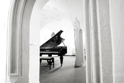 Boesendorfer Fl�gel im Carlowitzsaal