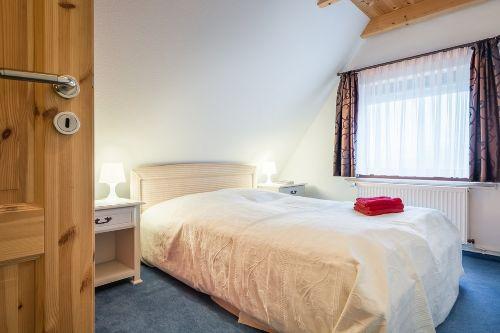 Doppelschlafzimmer im Obergeschoss