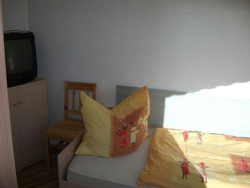 kleines Schlafzimmer bzw. Kinderzimmer