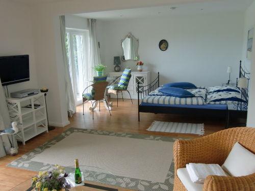 Helle und freundliche Einraum-Wohnung