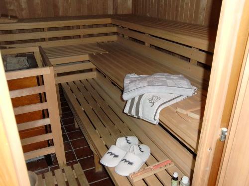 Mitbenutzung der Sauna