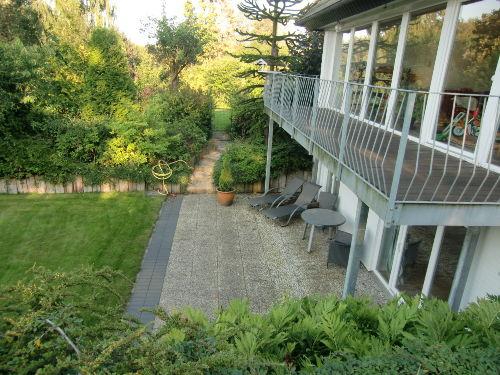 Einliegerwohnung mit eigener Terrasse