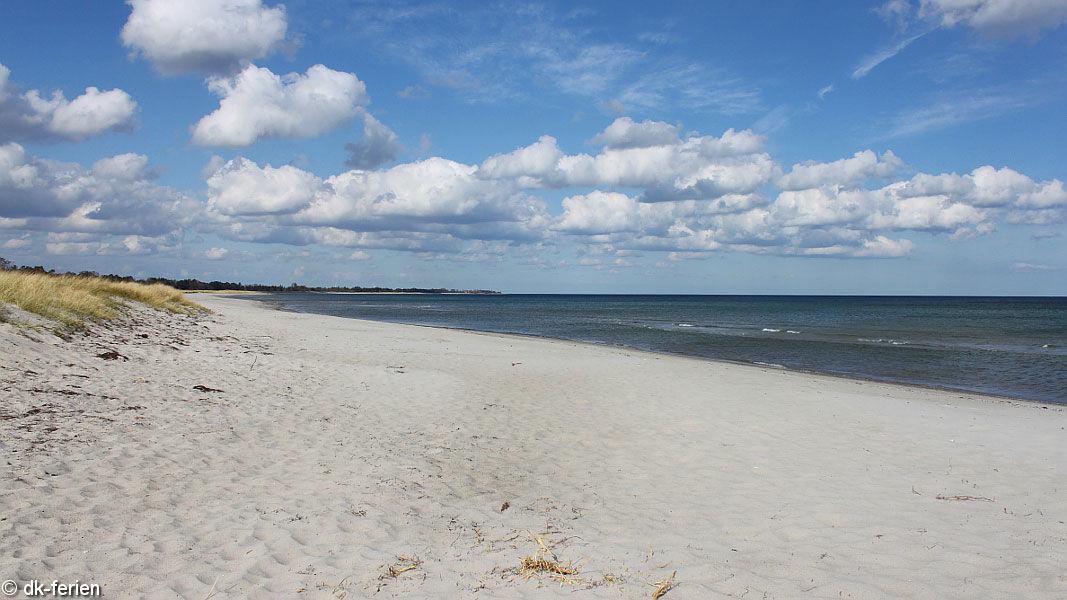 Marielyst Strand nahe bei Kiras Hus