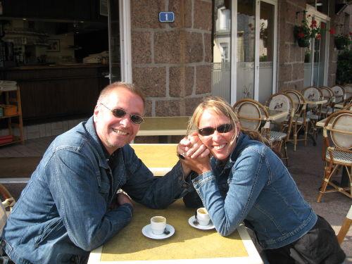 Peter und Sonja