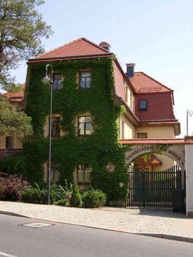 Au�enansicht Haus
