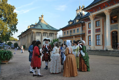Schlosspark Pillnitz - Event