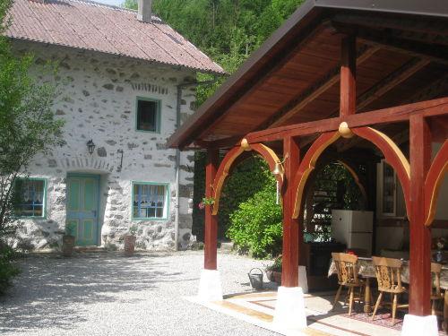 Das Haus und der Pavillon