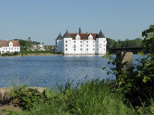 Das Nordertor in Flensburg