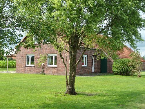 Wohnzimmer mit Leder Rundecke