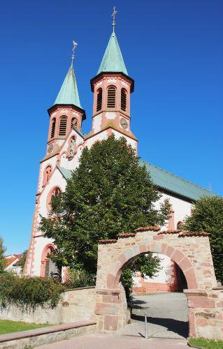 St. Georg, Wahrzeichen von Hofbieber