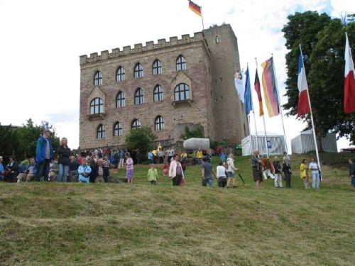 Hambacher Schlo�