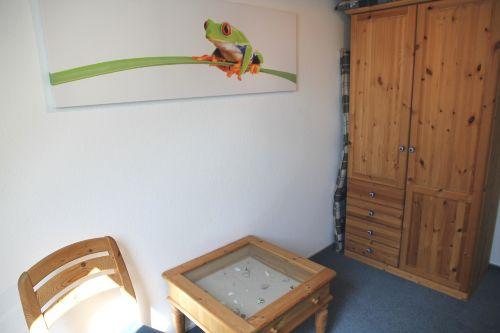 Detail Kinderzimmer