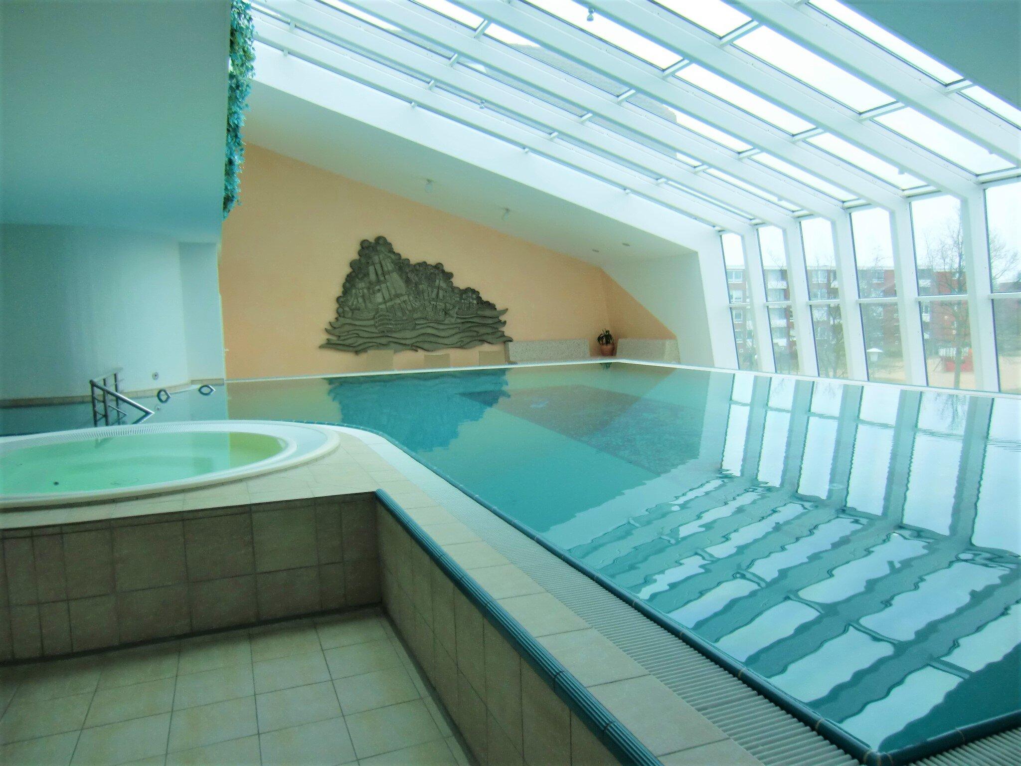 Haus Trafalgar - Schwimmbad