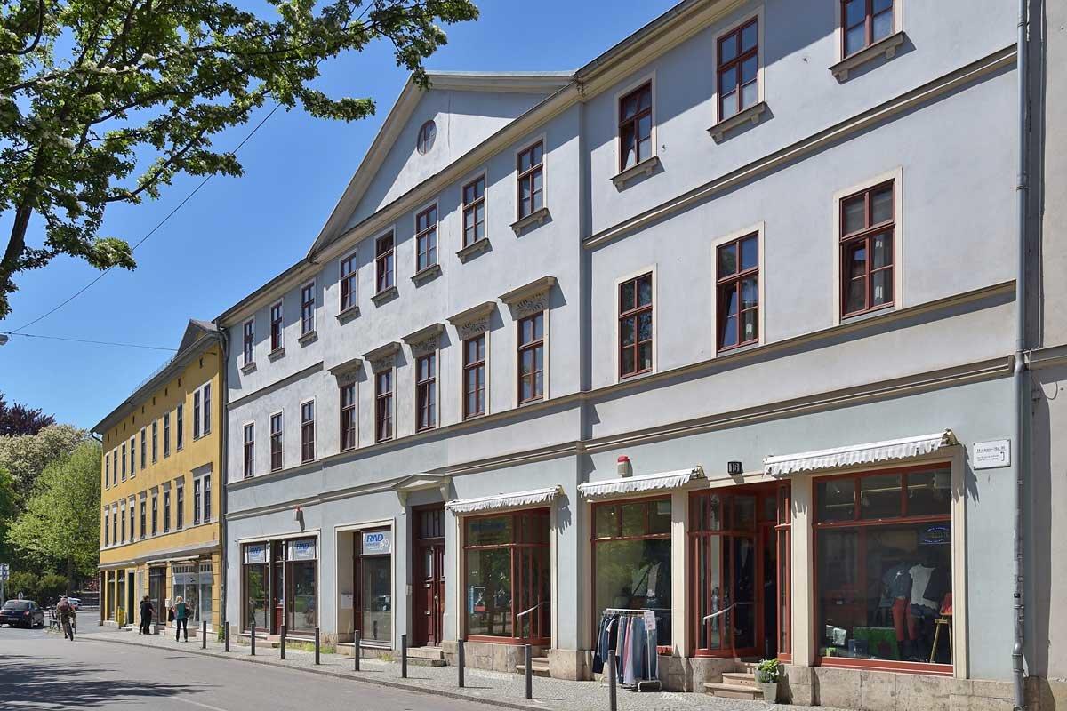 Appartements am Theater, Weimar