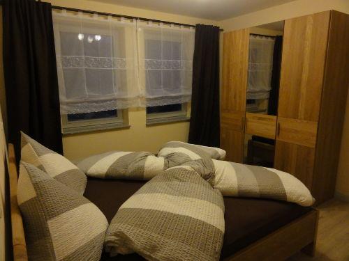 Schlafzimmer FEWO Herbst