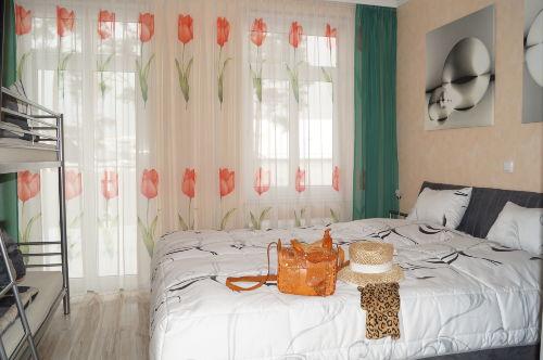 Fewo1- Schlafzimmer