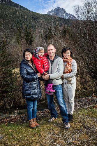 Betreiberfamilie
