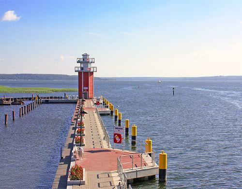 Promenade zum Plauer See