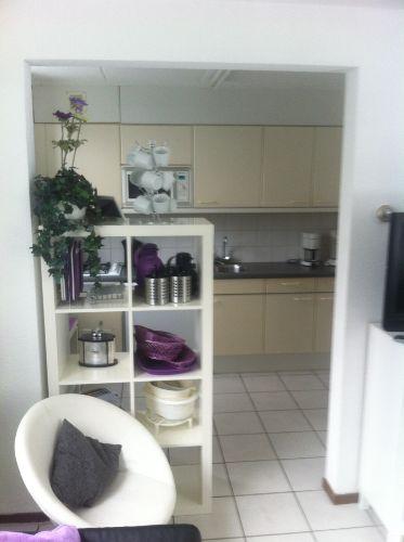 Küche, 2 Kühlschränke, Geschirrspüler
