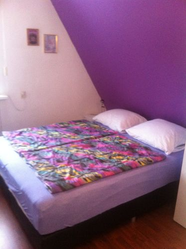 Schlafzimmer 2 Boxspringbett 160 x 200 cm