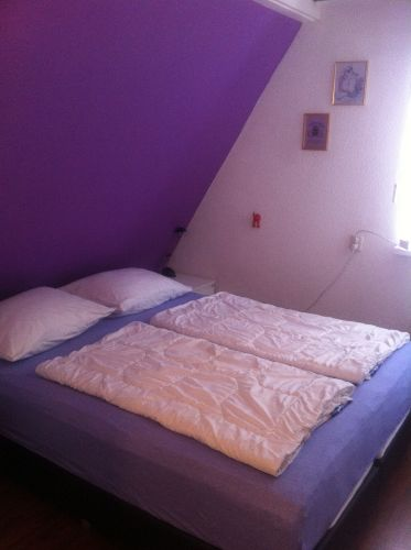 Schlafzimmer 3 Boxspringbett 160 x 200 cm