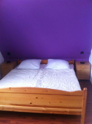 Sclafzimmer 1 Bett 180 x 200 cm