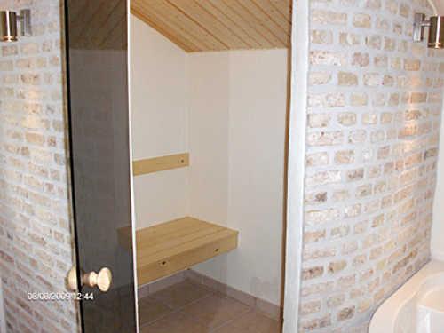 Sauna im Løkken Hus