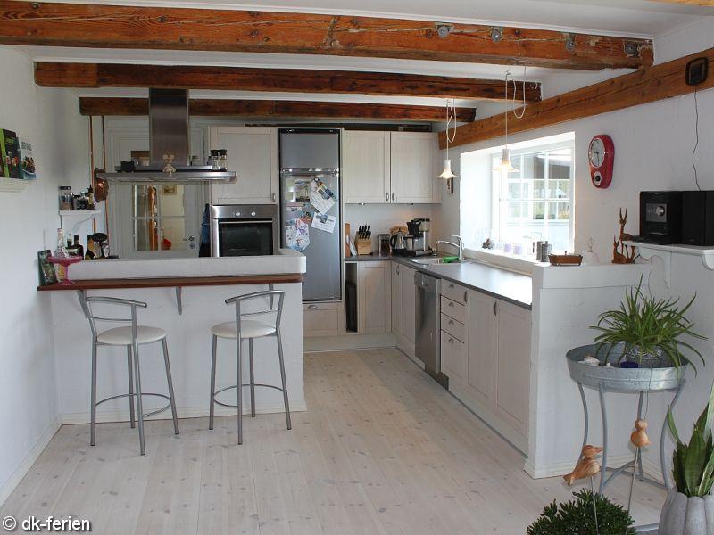 Offene Küche im Bodils Hus
