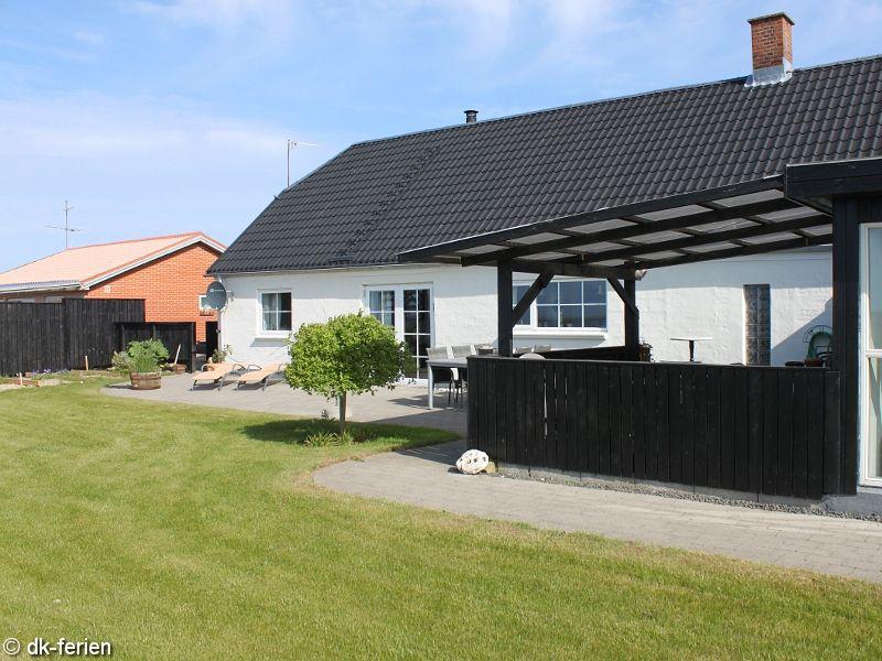 Terrasse vom Bodils Hus