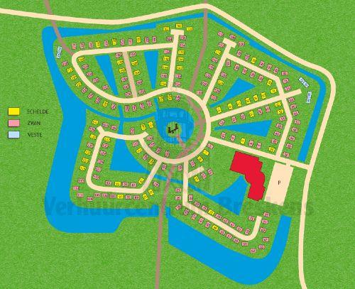 Park Grundriss - Unser Ferienhaus Nr 180