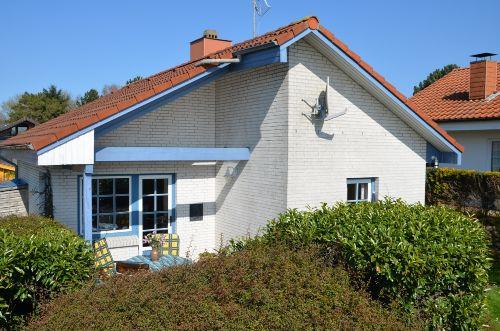 """Unser Ferienhaus """"Hinterm Deich"""""""
