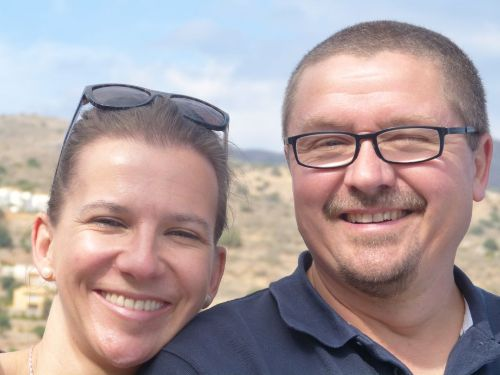 Nathalie und Dietmar Bräutigam