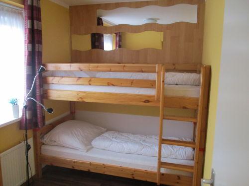 Schlafzimmer 2 mit Etagenbett
