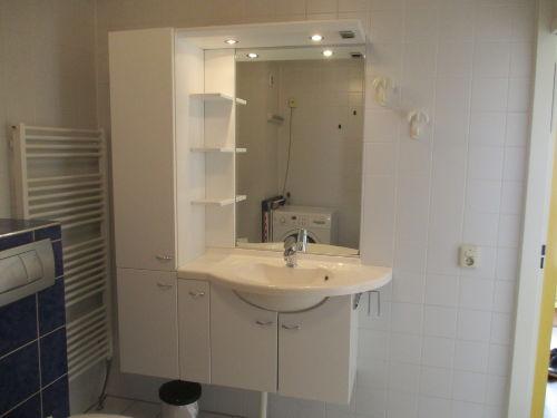 Badezimmer - mit Fußbodenheizung