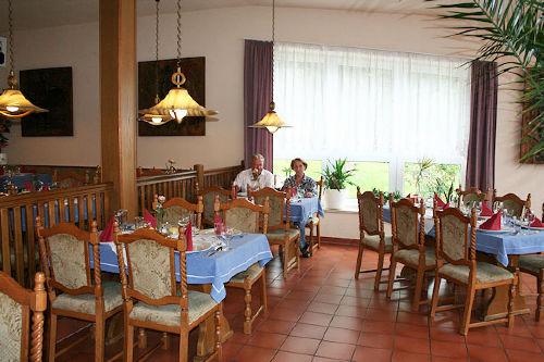 Blick in das Restaurant