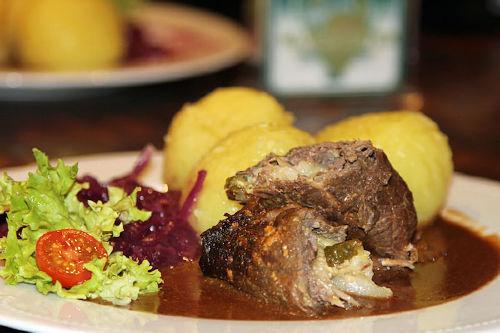 leckere Thüringer Küche
