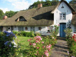 Fischerhaus grote Stuuv in Leck - kleines Detailbild