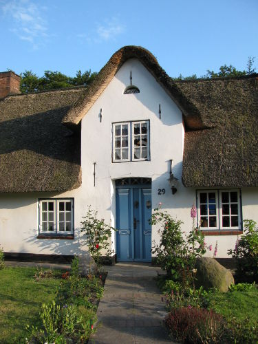 Hauseingang grote Stuuv