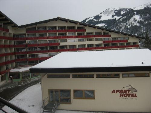 Zusatzbild Nr. 01 von Aparthotel Mittelberg - Ferienwohnung Appelt