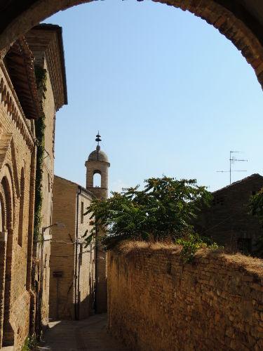 Ein Spaziergang durch das alte Cupra