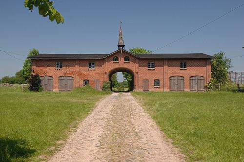 Torhaus von Flarupgaard